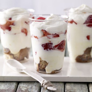 Strawberry-Espresso Parfait