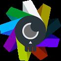 Iride UI is Dark - Icon Pack icon