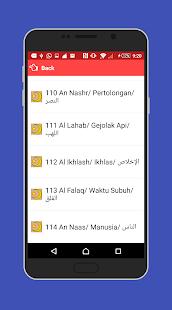 Murottal Al Quran 30 Juz Dan Terjemahan - AppRecs