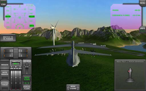 Turboprop Flight Simulator 3D  screenshots 20