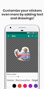 Sticker Studio - Sticker Maker for WhatsApp Screenshot
