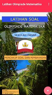 Olimpiade Matematika SD : Soal-Pembahasan-Latihan 63.0 Latest MOD Updated 1