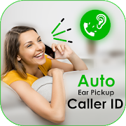 Auto Ear Pickup Caller ID : Gesture Answer Call