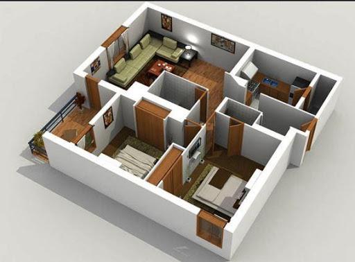 3D家庭規劃設計