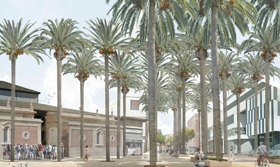 Ciudad de Plazas: el proyecto ganador.