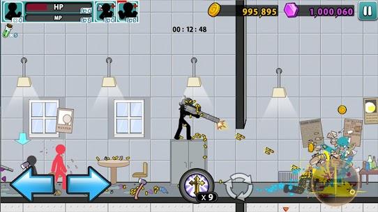 Anger of stick 5 : zombie Mod Apk (Unlimited Money) 11