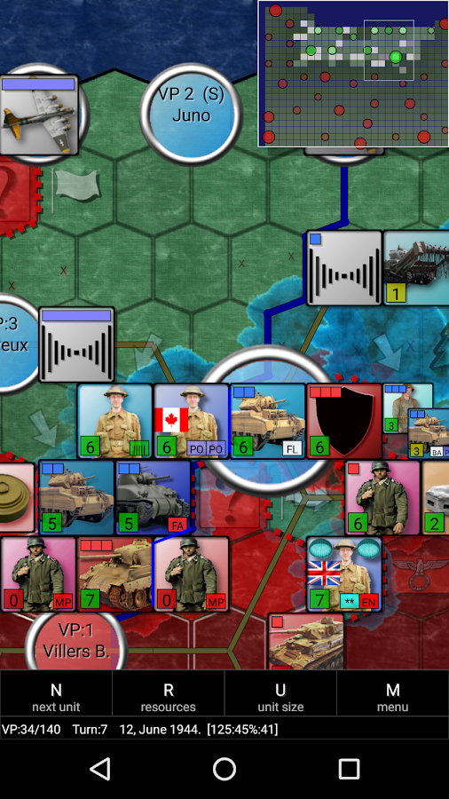 D-Day 1944 (Conflict-series)- screenshot