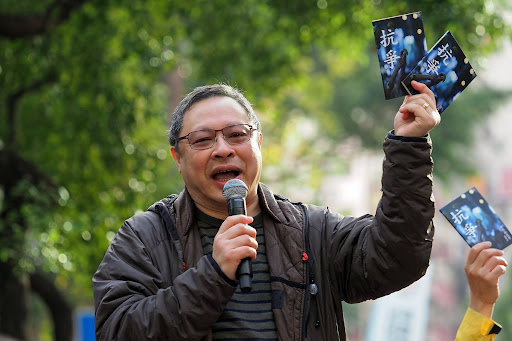 Hong Kong pro-democracy activist Benny Tai charged by anti-corruption watchdog over 2016 election