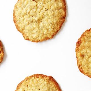 Ginger Oatmeal Drop Cookies.