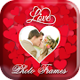Pink Love Photo Frames HD APK icon
