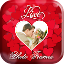 Pink Love Photo Frames HD v 1.0
