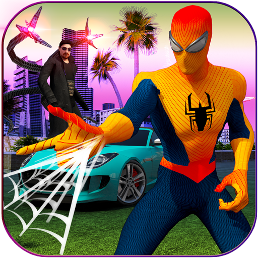 Örümcek Adam Kahramanı: Gangster Vegas Suç Şehri APK