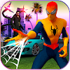 Spider Web Hero: Gangster Vegas Crime City