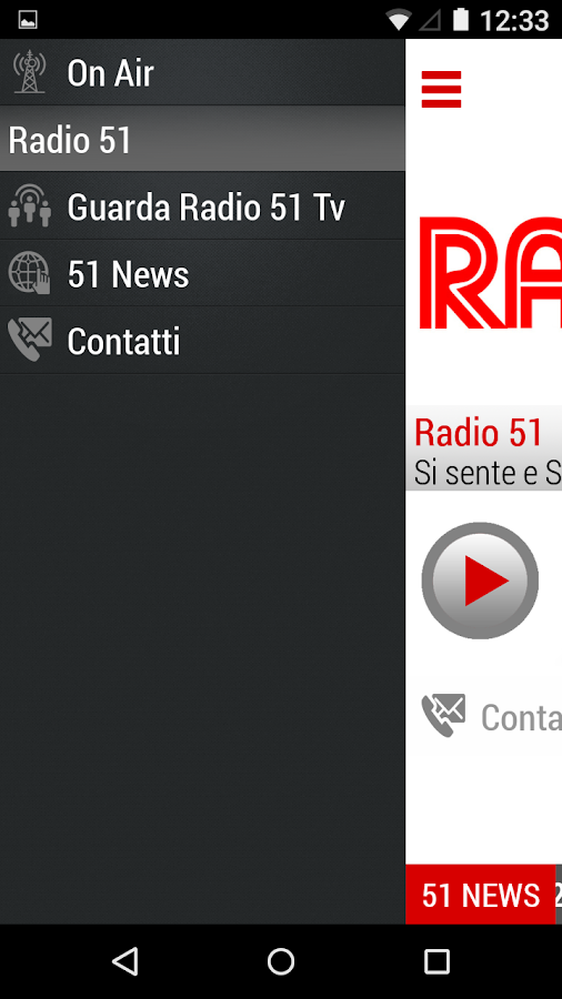 Radio 51- screenshot