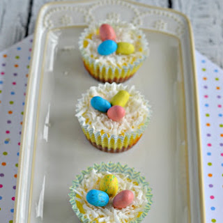 Mini Easter Cheesecake Bites.