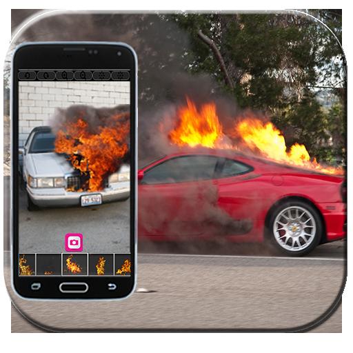 Dude Your Car Fire Prank Apk Download Apkpure Co