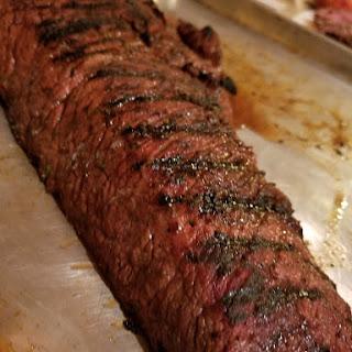 Steak Fajita Marinade.