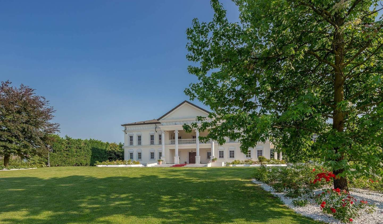 Villa avec jardin et terrasse Robbio