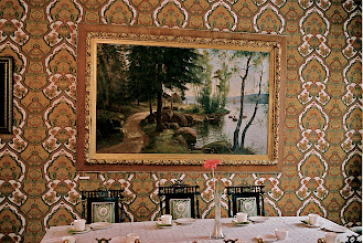 Photo: The Russian drawing room