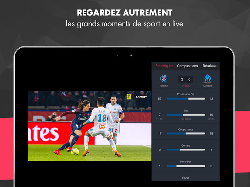myCANAL, vos programmes en live ou en replay 3.6.1 screenshots 6