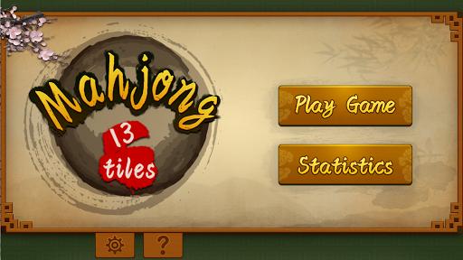 mahjong 13 tiles painmod.com screenshots 2