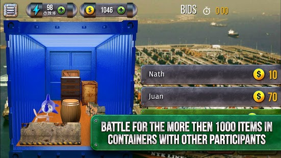 Wars for the containers mod apk