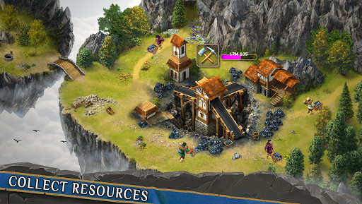 CITADELS ud83cudff0  Medieval War Strategy with PVP screenshots 12
