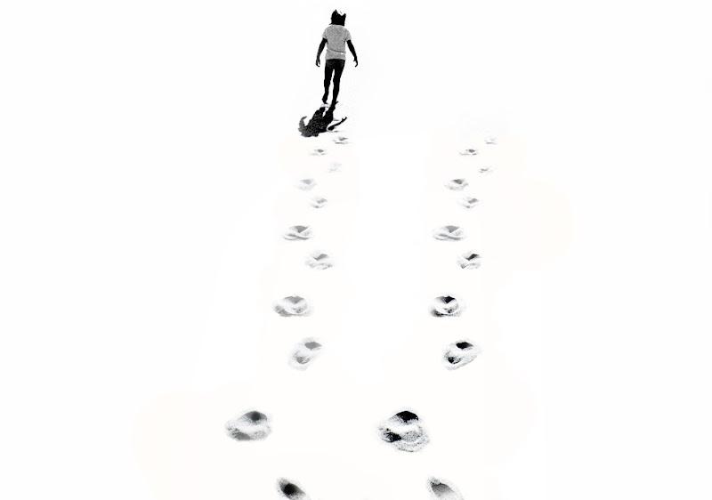 Il cammino verso l' ignoto di vito