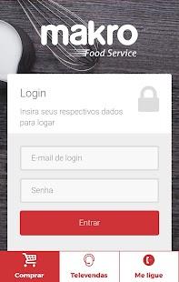 Makro Food Service - náhled
