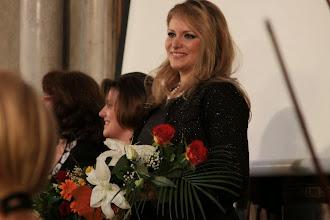 Photo: Nicoleta Colceiar soprana Opera Timisoara