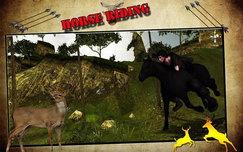 Скриншот Deer Archer Hunter 2016