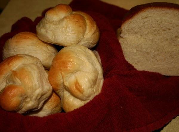 Buttermilk Potato Bread Recipe