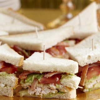 Club Sandwich Bites