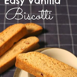 Easy Biscotti.