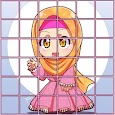 Baby Cute Hijab Polysquare - Polysphere Edition icon