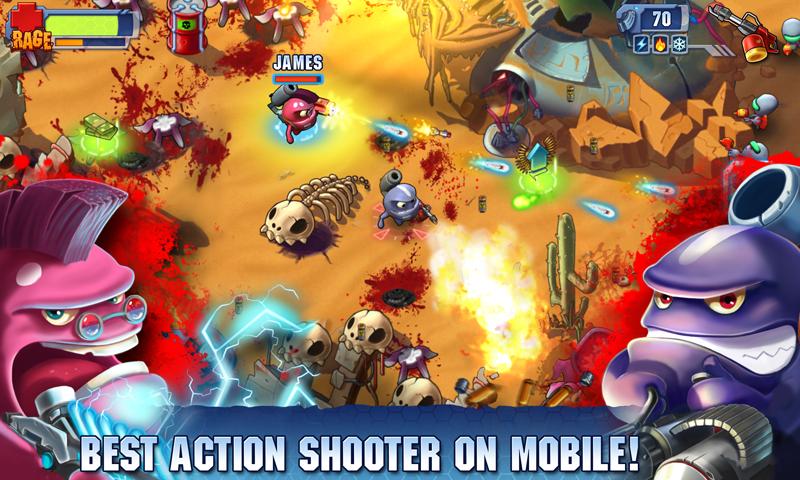 Monster Shooter Platinum– captură de ecran