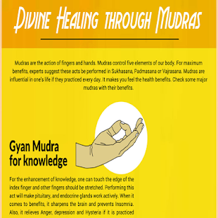 Practice Mudras for CURE 300 Diseases - náhled
