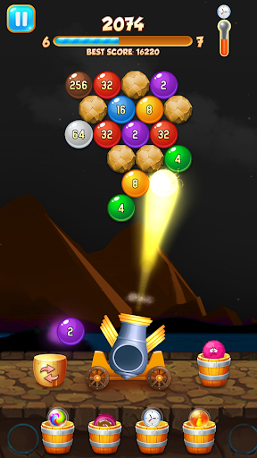 Happy Bubble For Tik Tok: Bubble Shooter Merge android2mod screenshots 7