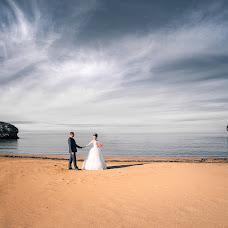 Wedding photographer Liliya Kulinich (Liliyakulinich). Photo of 12.11.2016