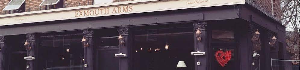 Publove @ Exmouth Arms Euston - Hostel