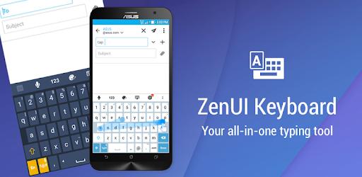 Bàn phím ZenUI & Cách nhập APK 0