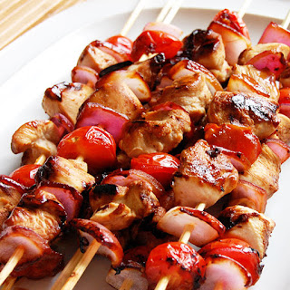 Simple and Addictive Chicken Kabobs