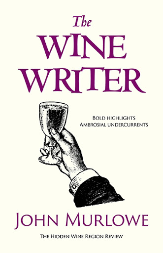 The Wine Writer cover