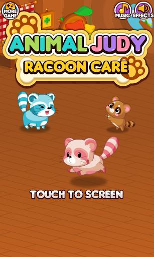 Animal Judy: Racoon care