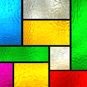 Stained Glass 3D LWP icon