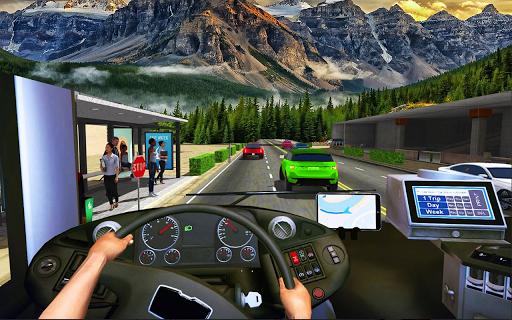 2019 Megabus Driving Simulator : Cool games 1.0 screenshots 1