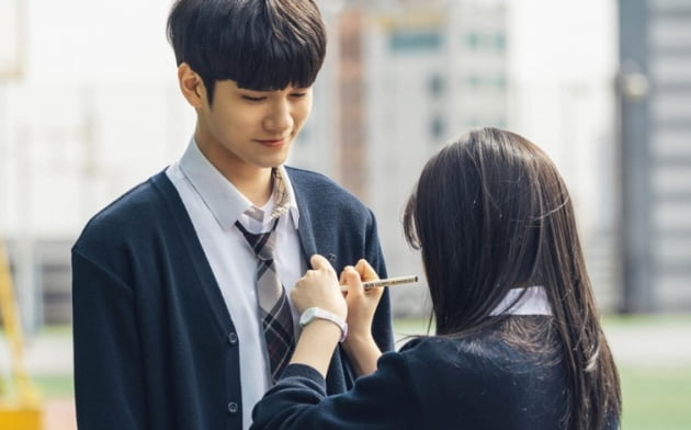 ong seongwu first love 2