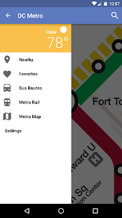 DC Metro and Bus- screenshot thumbnail