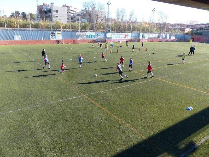 Voetbalstage Barcelona 2016