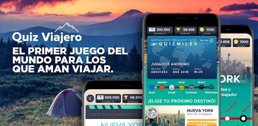 QuizViajero Games (apk) gratis te downloaden voor Android/PC/Windows screenshot